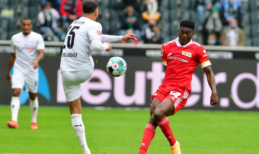 Nur 1:1 – Borussia enttäuscht gegen Union Berlin