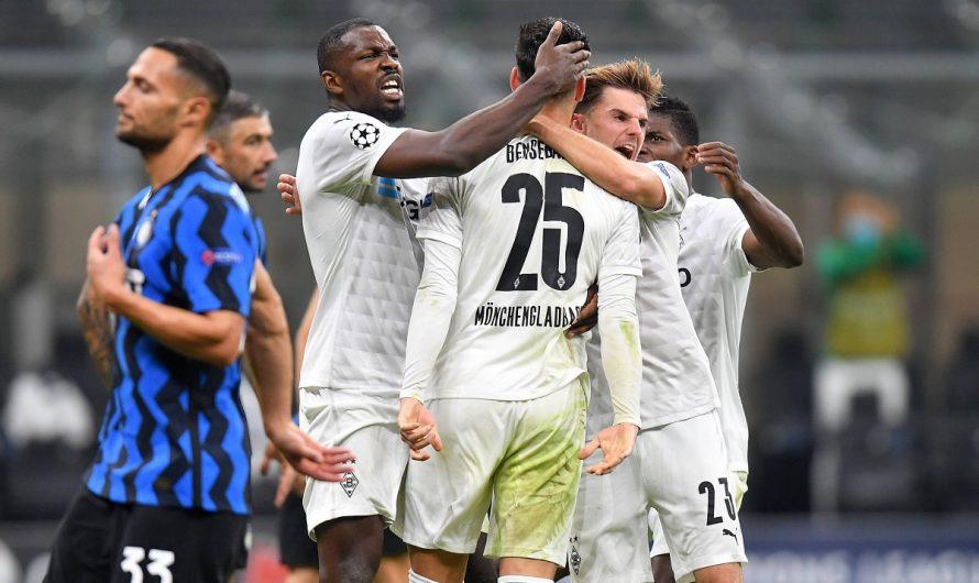 2:2! Borussia holt einen Punkt bei Inter Mailand