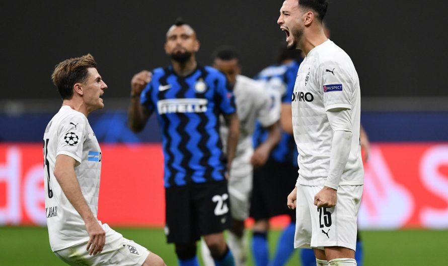 Ein Achtungserfolg für Borussia bei Inter Mailand