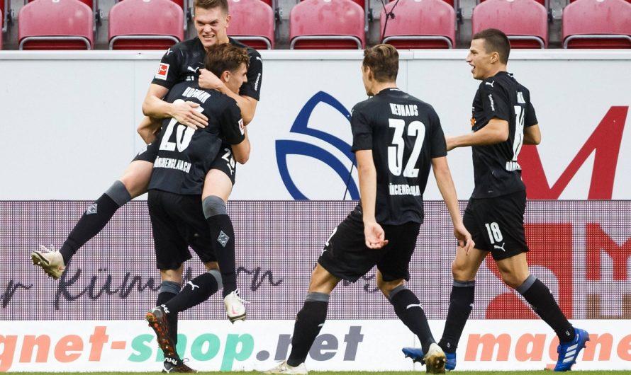 3:2! Borussia dreht das Spiel in Mainz