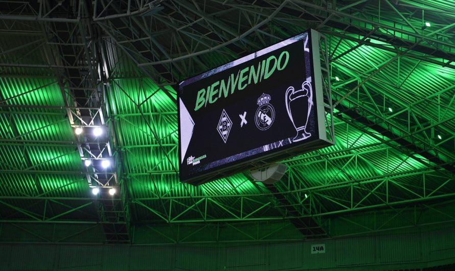 Borussia empfängt Real Madrid zum Geisterspiel