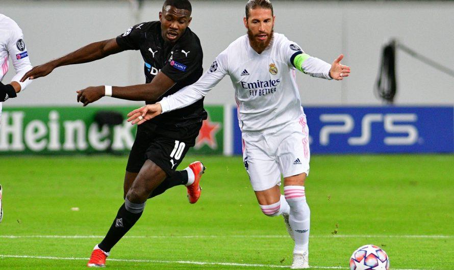2:2! Borussia verpasst Sieg gegen Real in der Nachspielzeit