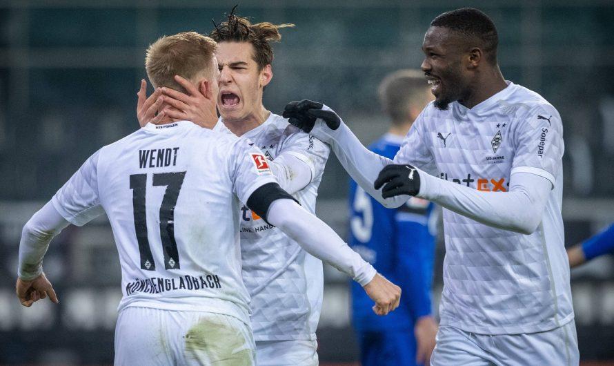 4:1! Borussia schlägt Schalke letztlich klar und deutlich
