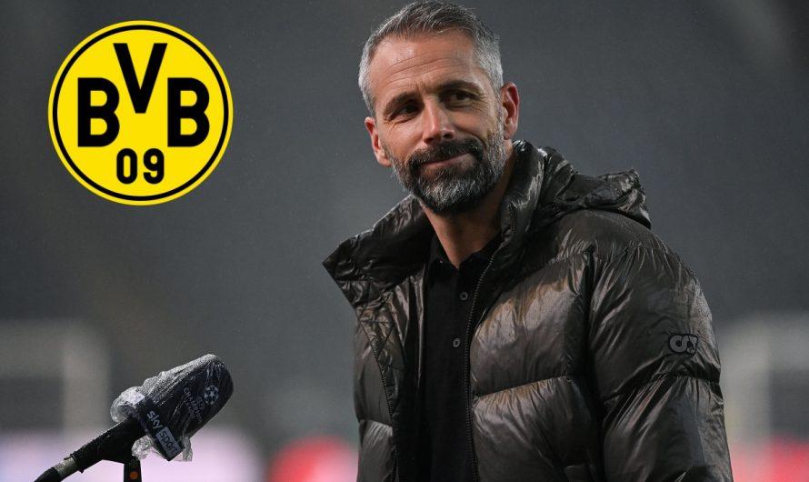 Und Tschüss – Marco Rose verlässt Borussia Mönchengladbach