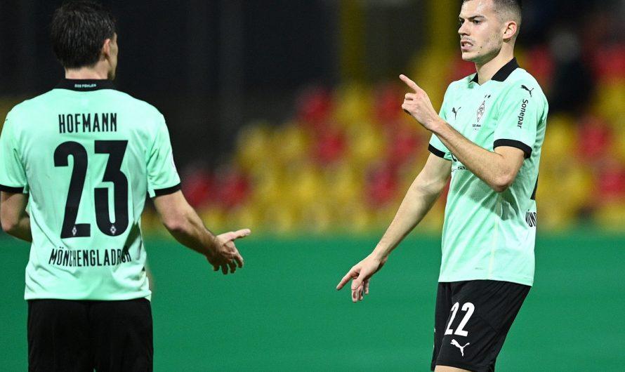Borussia souverän – ein rundum gelungener Pokalabend