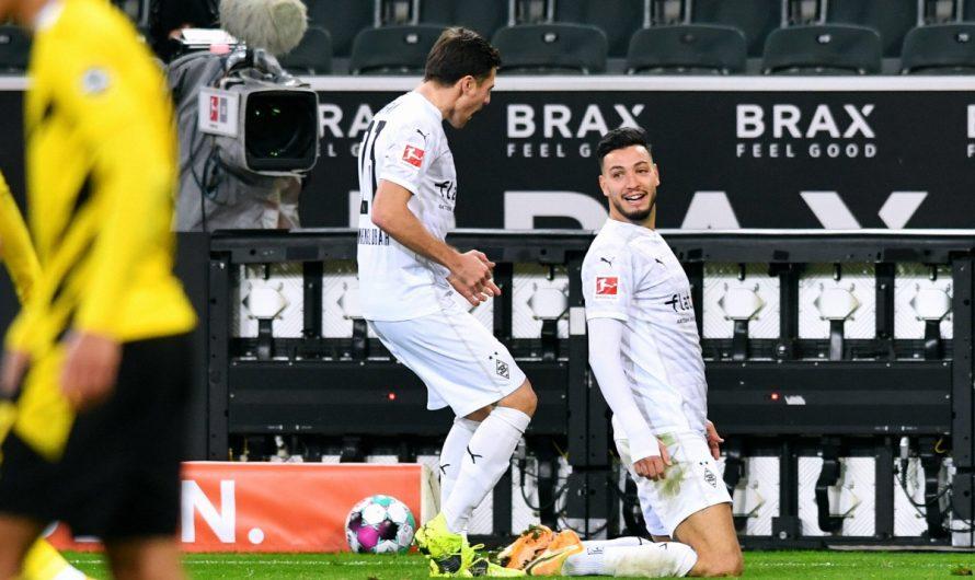 4:2! Gladbach besiegt den Dortmund-Fluch