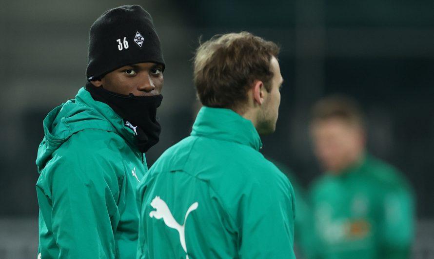 ›Empfindliche‹ Geldstrafe von Borussia für Breel Embolo