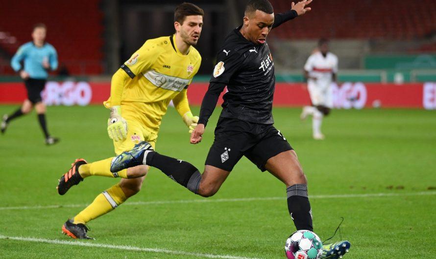 Borussia hat in Stuttgart die Haltung bewahrt