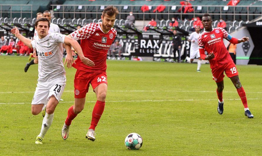 1:2! Borussia verpatzt auch das Heimspiel gegen Mainz