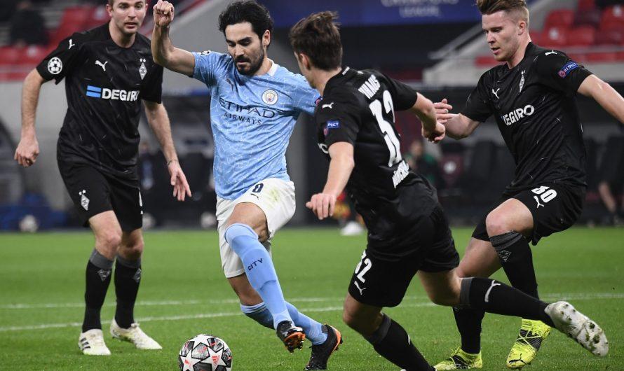 0:2! Manchester City eine Nummer zu groß für Borussia