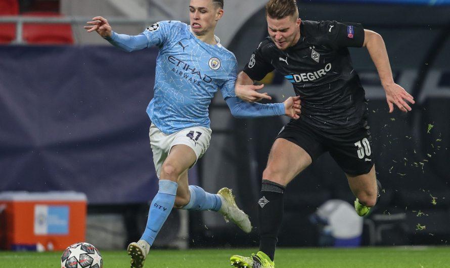 Einwurf: Borussia ohne Chance gegen Manchester City