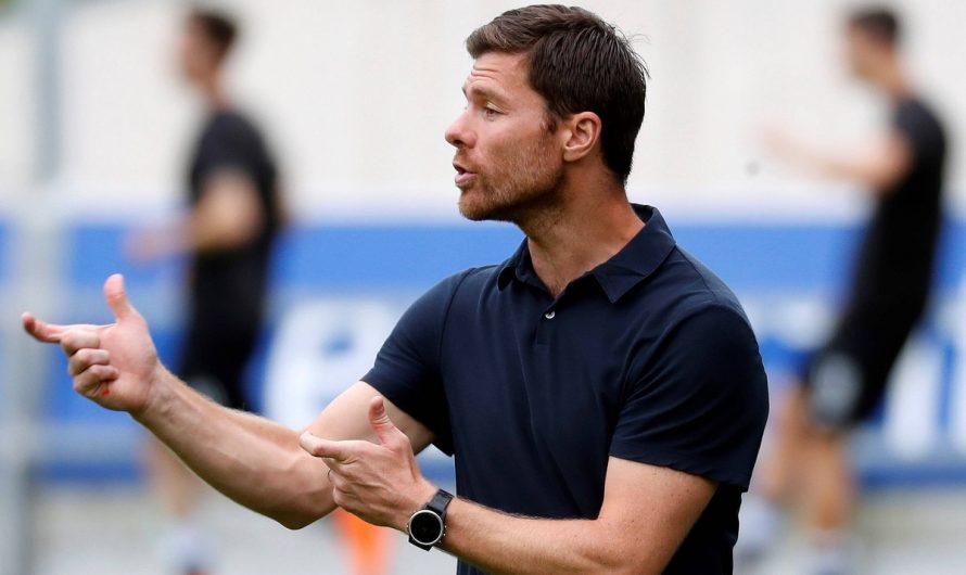 Xabi Alonso soll angeblich neuer Trainer werden