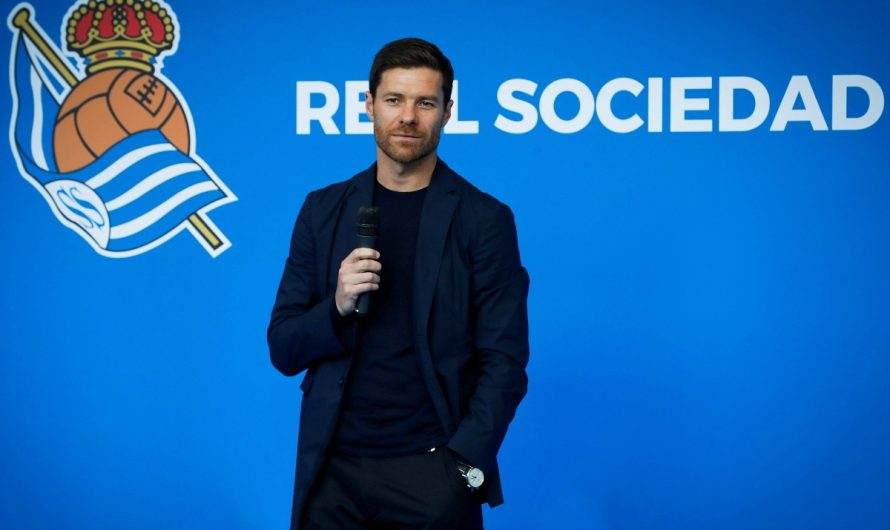 Xabi Alonso verlängert bei Real Sociedad