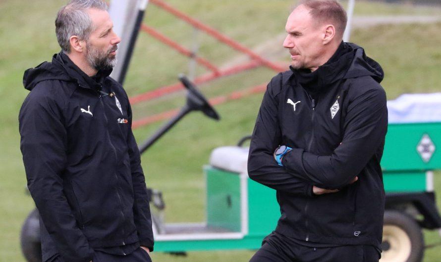 Borussia startet mit Vorbereitung auf die lauwarme Schlussphase