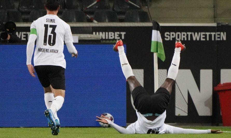 Einwurf: Borussia wackelte bedenklich, fiel aber nicht