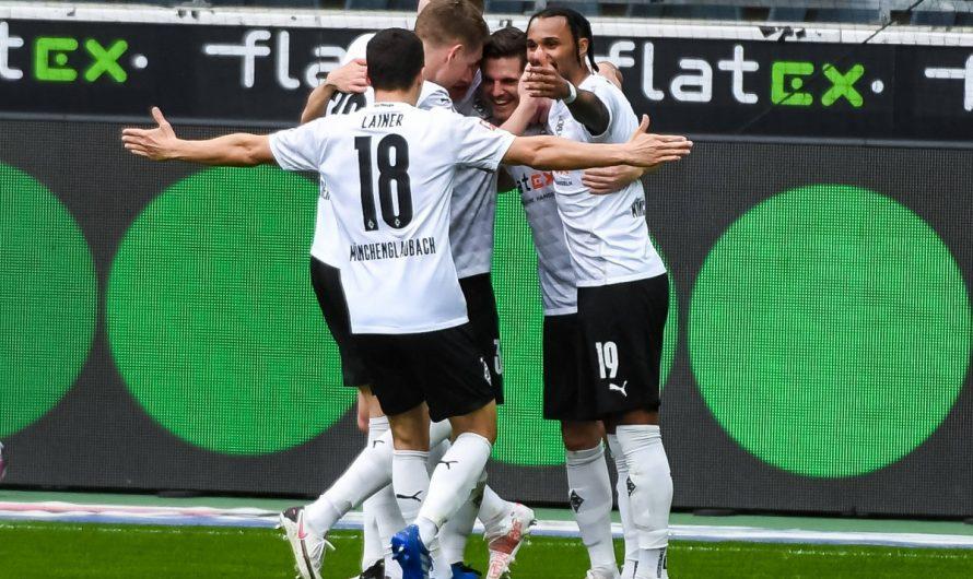 Ein Spiel, bei dem bei Borussia fast alles passte