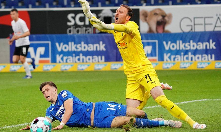 Einzelkritik: Borussia trabt locker und lässig ins Verderben