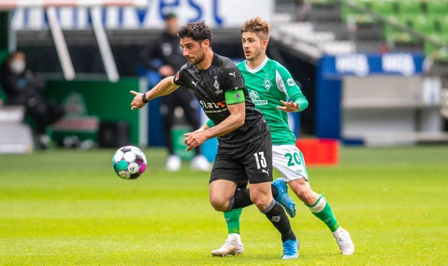 Kein Europa für Borussia trotz 4:2 in Bremen