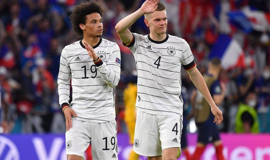 Ginter erlebt Fehlstart mit Deutschland