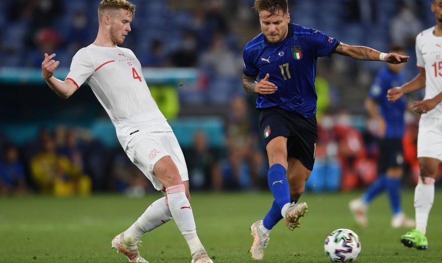 'Borussia Schweiz' ohne Chance gegen schlaue Italiener