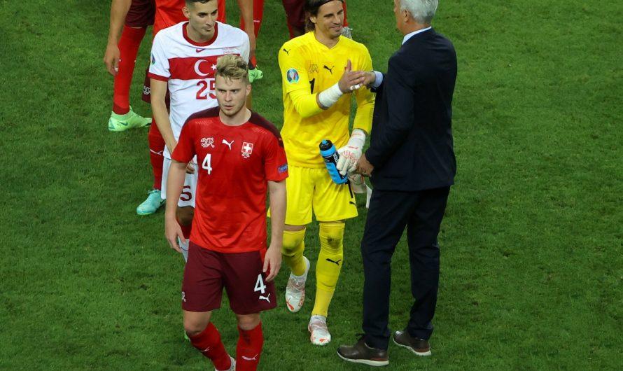 Die Schweiz hofft nach erstem Sieg auf ein Happy End