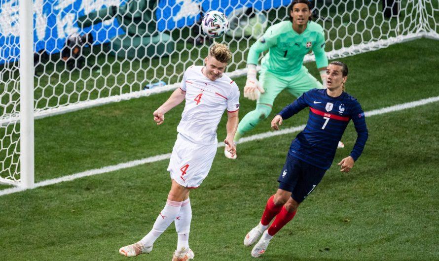 Yann Sommer wird zum Elfer-Helden gegen Frankreich