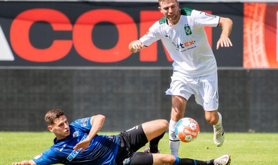 1:3! Borussia verliert Testspiel in Paderborn