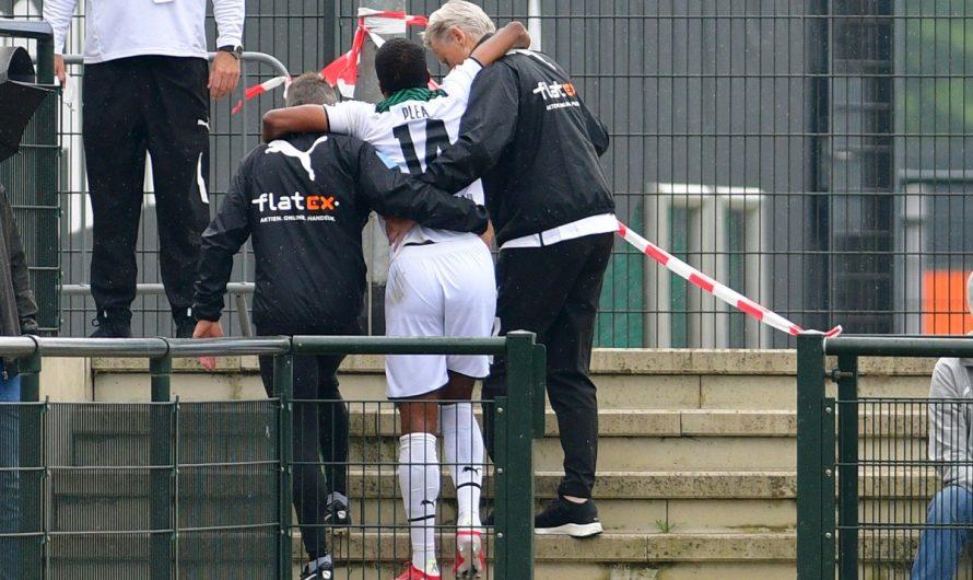 1:0 gegen Metz – Plea mit Knieverletzung raus!