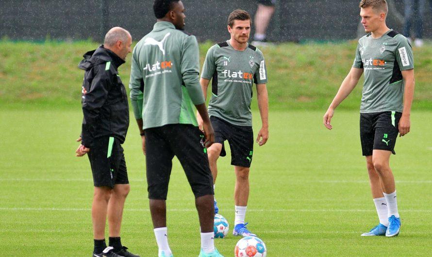 Rückkehr der Nationalspieler auf den Trainingsplatz