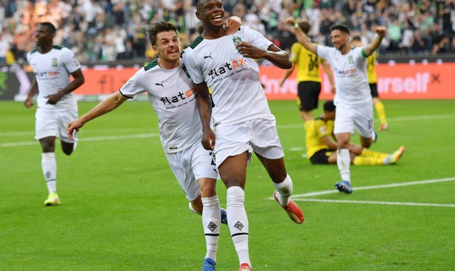 1:0! Borussia erkämpft sich den Sieg gegen Dortmund